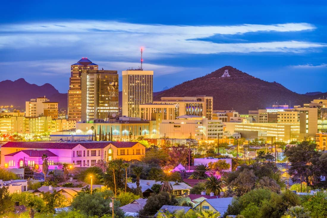 Tucson Arizona USA