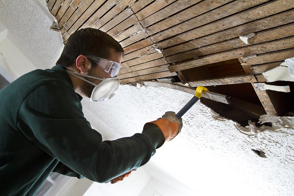 Inherited property repairs