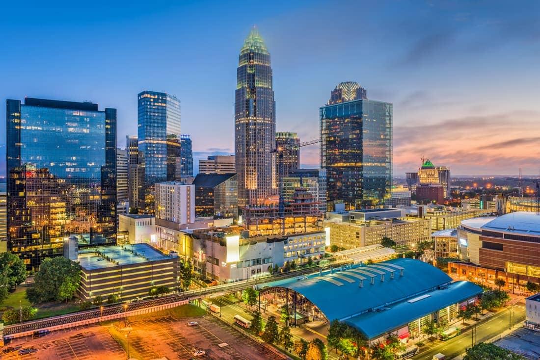 Charlotte North Carolina USA